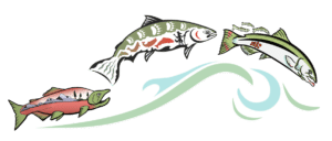 Bringing the Salmon Home Festival - May 10-16, 2021 Logo